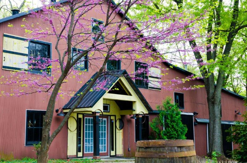 Bourbon Manor Bar